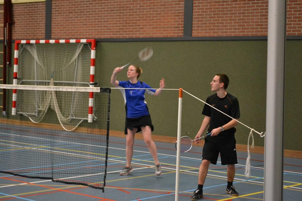 Foto's Badminton Toernooi Nl